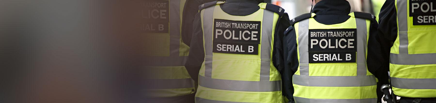 British transport police btp - British transport police press office ...
